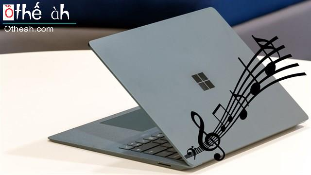 Tuyệt chiêu nghe nhạc ngon lành dù bạn đã gập tắt màn hình Laptop