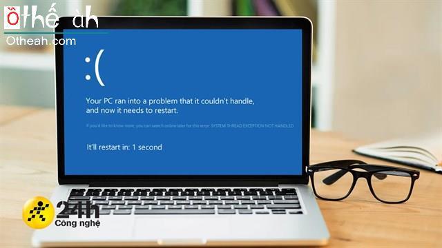 3 mẹo khắc phục laptop bị đơ màn hình không thể tắt máy được một cách hiệu quả để bạn tiếp tục sử dụng