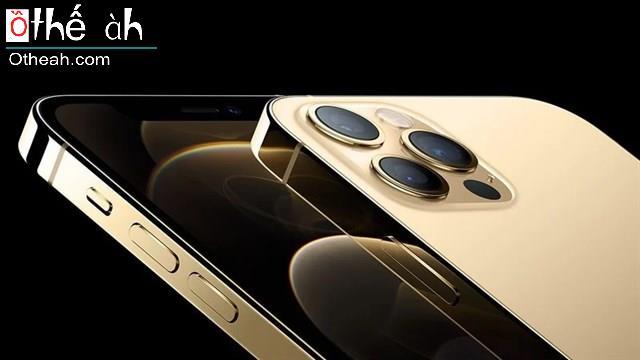 iPhone 12 Pro màu vàng Gold được Reviewer nước ngoài bật mí quy trình sản xuất đặc biệt, ít bám vân tay và nâng cao độ bền